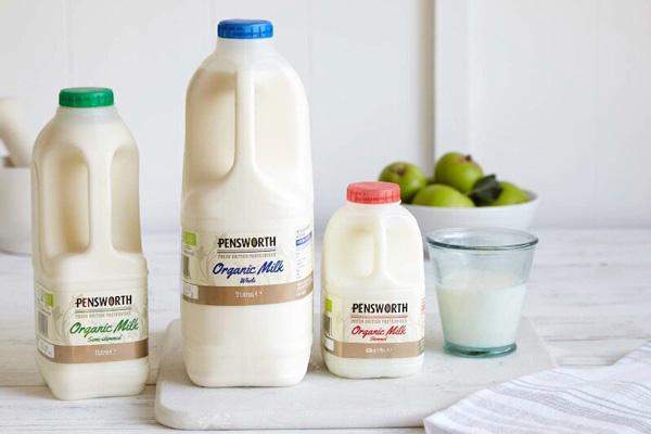 beneficios de la leche ecológica