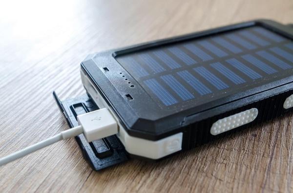 cargadores solares para móvil