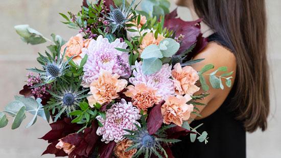 Tipo de flores para un cumpleaños